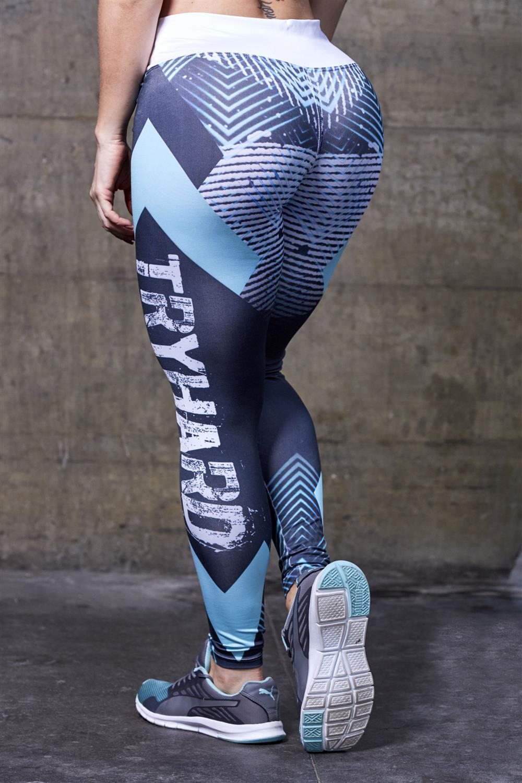 Calça Sublimada Tryhard  - Fribasex - Fabricasex.com