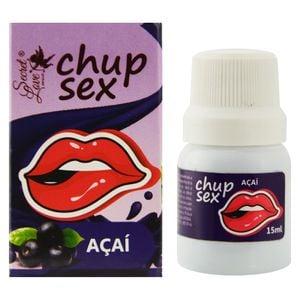 Chup Sex Óleo Comestível 15Ml Segred Love sexyshop produtos eroticos revenda  - Fribasex - Fabricasex.com