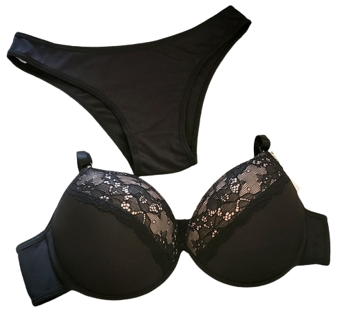 Conjunto Lingerie Revenda Kit Com 3 Unidades  Moda Intima atacado   - Fribasex - Fabricasex.com