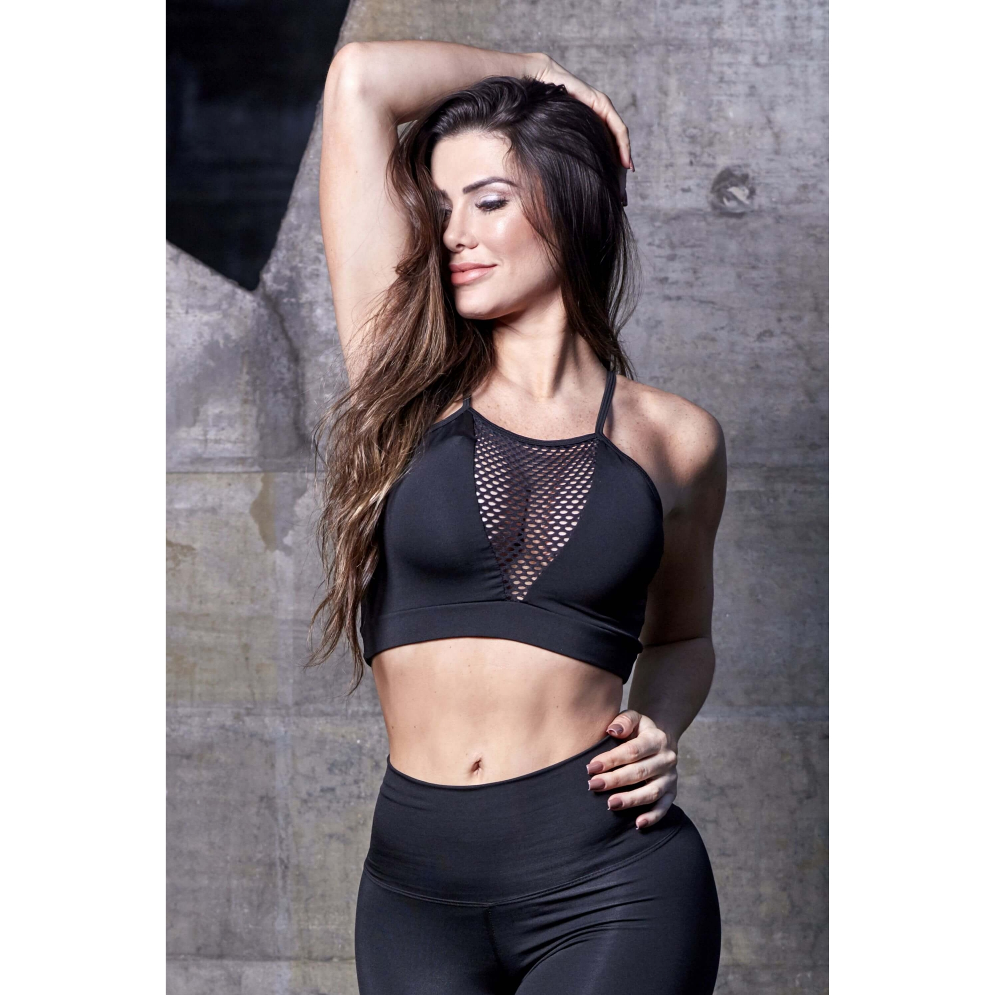 Cropped Paola  - Fribasex - Fabricasex.com