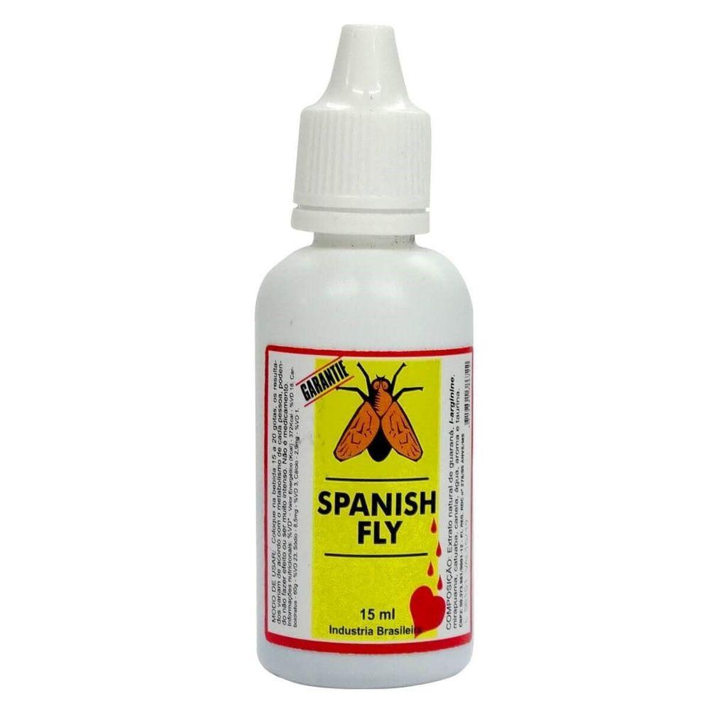 Estimulante Afrodisíaco 15ml K-Lab Spanish Fly  - Fribasex - Fabricasex.com