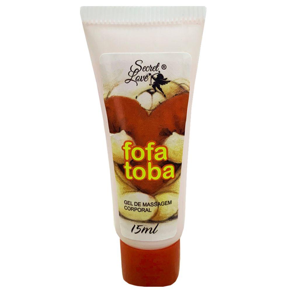 Fofa Toba Excitante Anal 15Ml Segred Love produtos eroticos de sex shop atacado  - Fribasex - Fabricasex.com