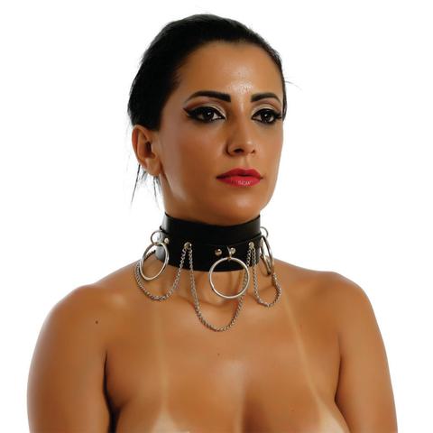 Gargantilha Kira  - Fribasex - Fabricasex.com