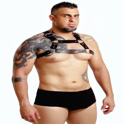 Harness César  - Fribasex - Fabricasex.com