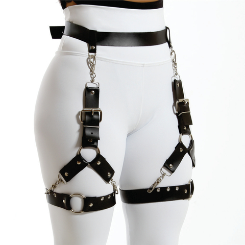 Harness Leona Urb  - Fribasex - Fabricasex.com