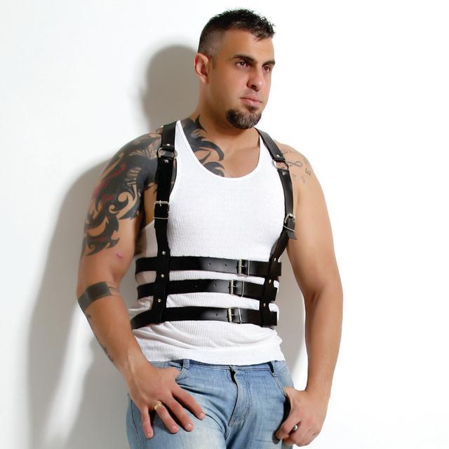 Harness Otto Urb  - Fribasex - Fabricasex.com