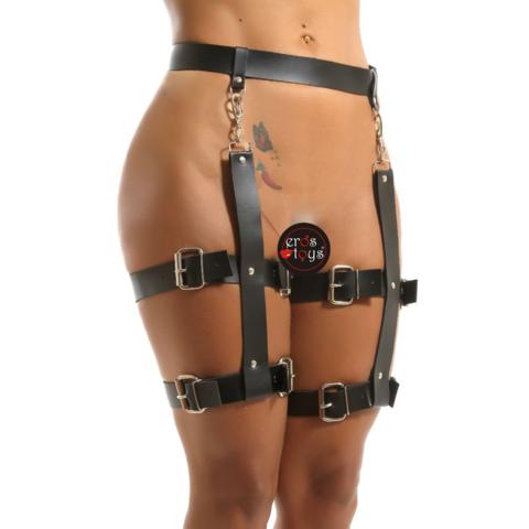 Harness Thigh Dandara  - Fribasex - Fabricasex.com