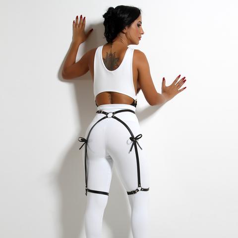 Harness Thigh Delicatus Urb  - Fribasex - Fabricasex.com