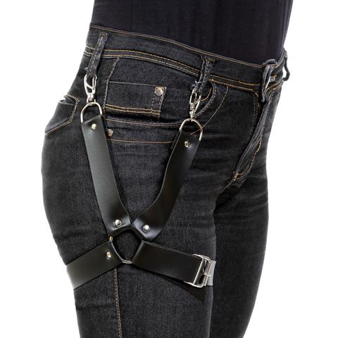 Harness Thigh Helena  - Fribasex - Fabricasex.com