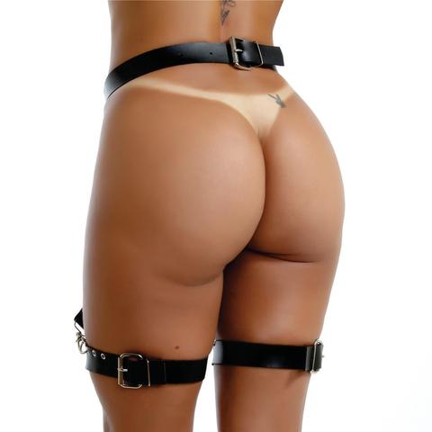Harness Thigh Hera  - Fribasex - Fabricasex.com