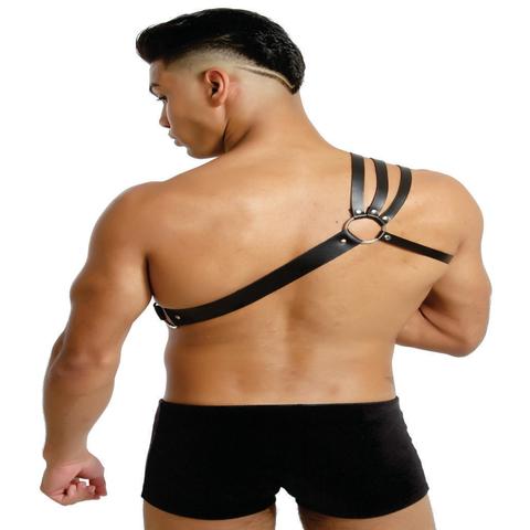 Harness Triplo  - Fribasex - Fabricasex.com