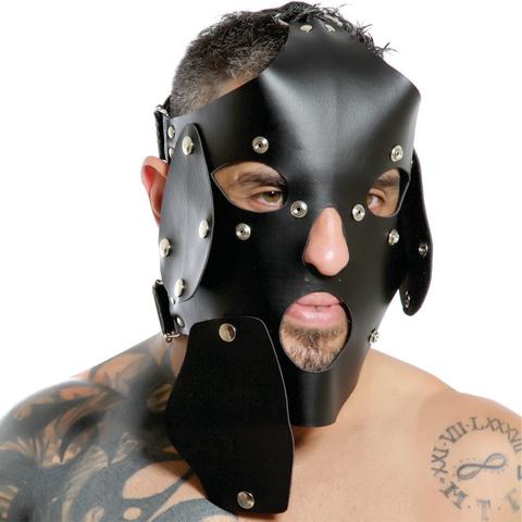 Máscara Capuz  - Fribasex - Fabricasex.com