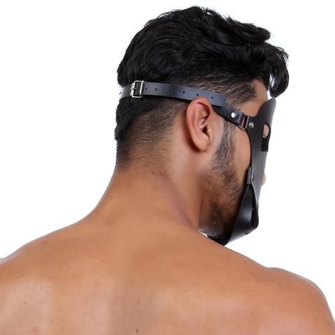 Máscara Caveira 1  - Fribasex - Fabricasex.com