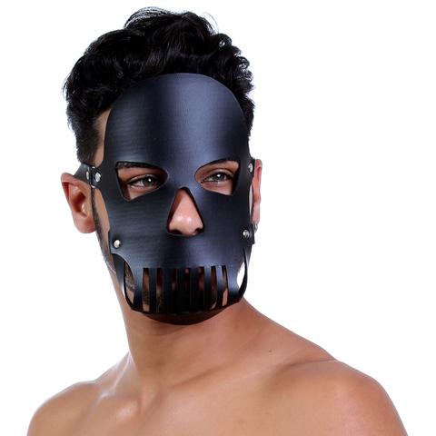 Máscara Caveira 2  - Fribasex - Fabricasex.com