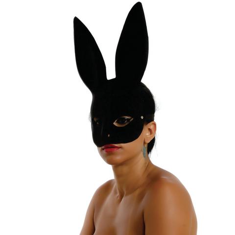 Máscara Coelha  - Fribasex - Fabricasex.com