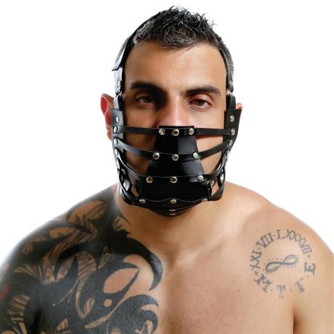 Máscara Dominação  - Fribasex - Fabricasex.com