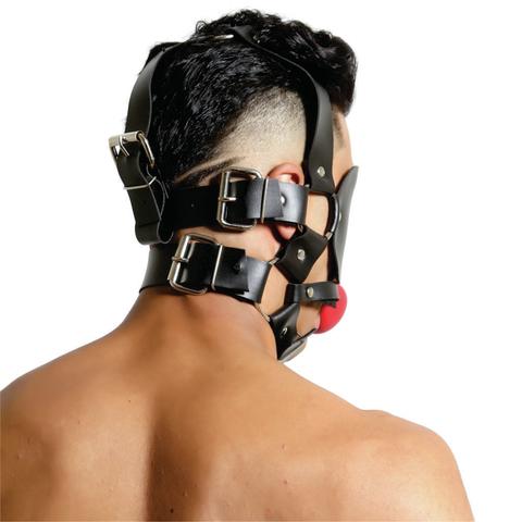 Máscara Submissão  - Fribasex - Fabricasex.com
