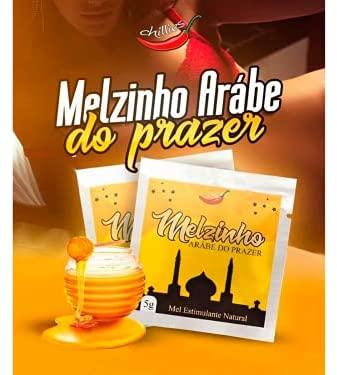 Mel árabe Estimulante no Atacado revenda produto natural  - Fribasex - Fabricasex.com