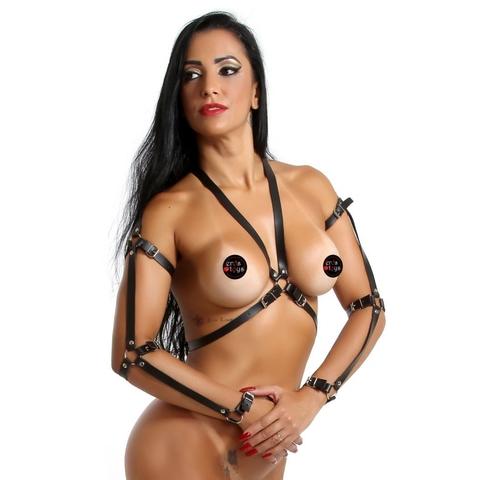 Ombreira Gladiadora  - Fribasex - Fabricasex.com
