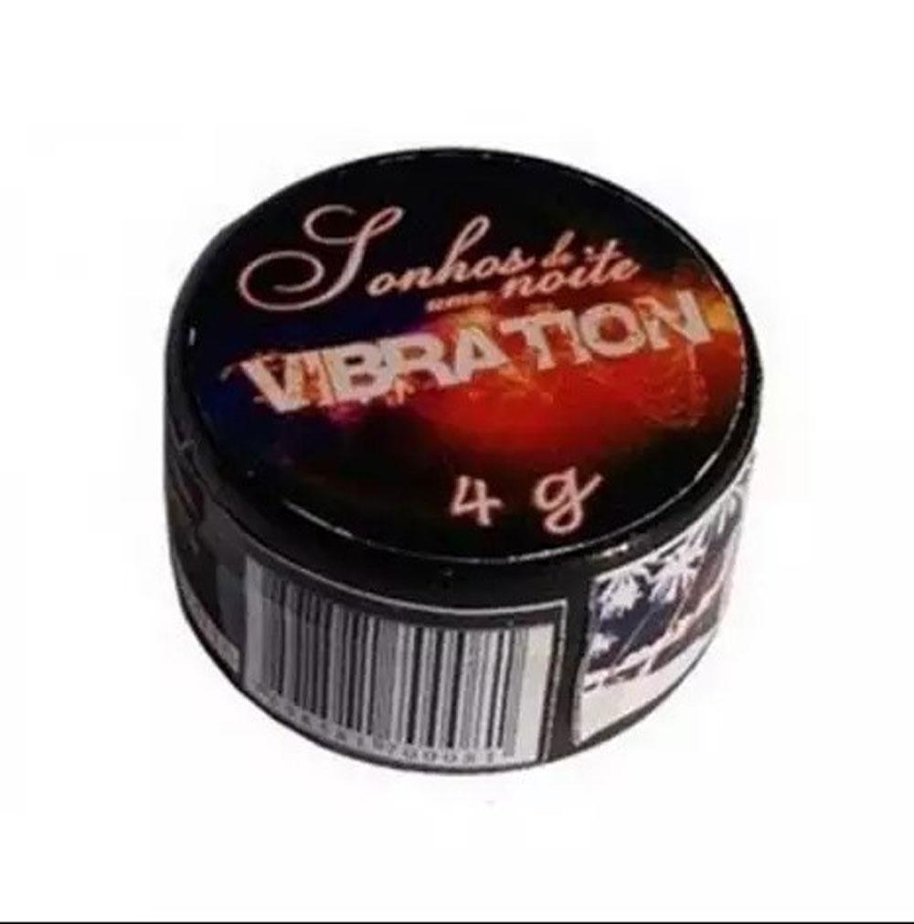 Pomada excitante unissex efeito vibratório 4 gr   - Fribasex - Fabricasex.com