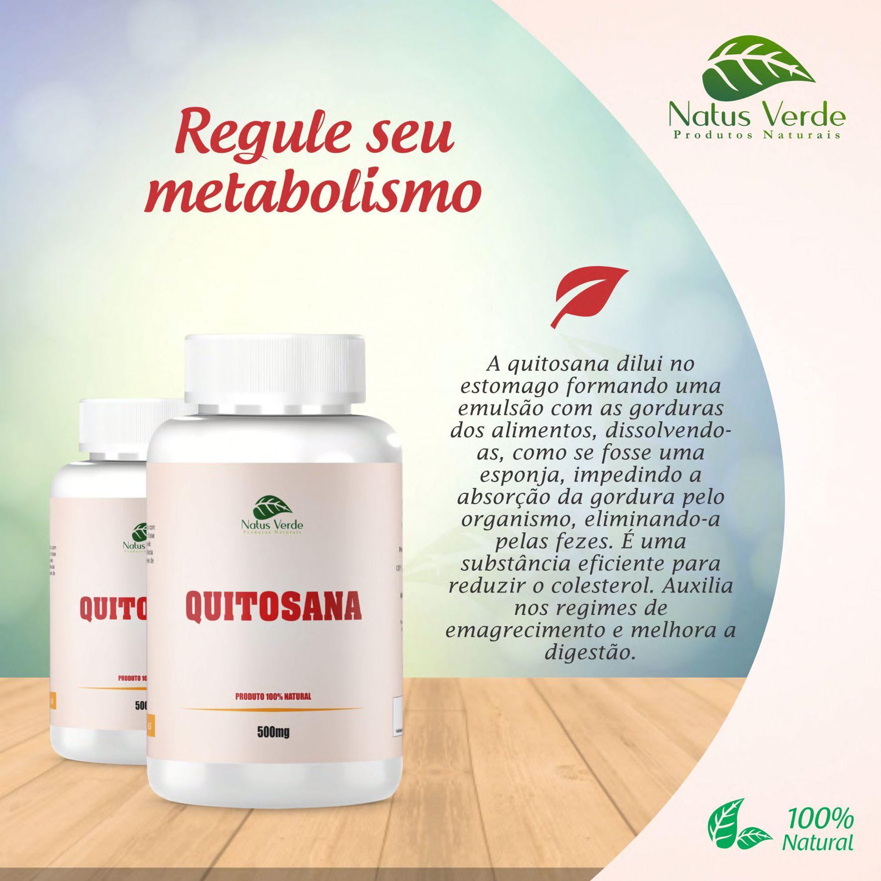 Regulador de Metabolismo Natural 60 Caps Natus Verde  - Fribasex - Fabricasex.com