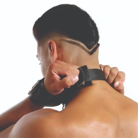 Restritor de Movimentos Submissão  - Fribasex - Fabricasex.com