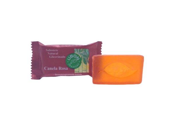 Sabonete flow pack Canela rosa 15g  - Fribasex - Fabricasex.com