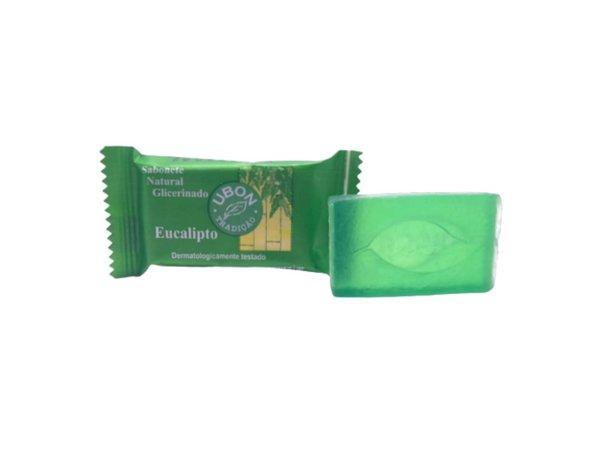 Sabonete flow pack Eucalipto 15g  - Fribasex - Fabricasex.com