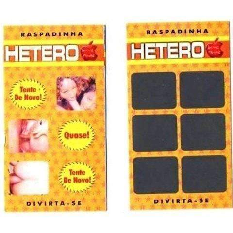 Sexshop Sexyhop  Atacado Raspadinha Erótica Hetero  - Fribasex - Fabricasex.com