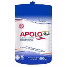 Algodão Apolo - Rolo 500g