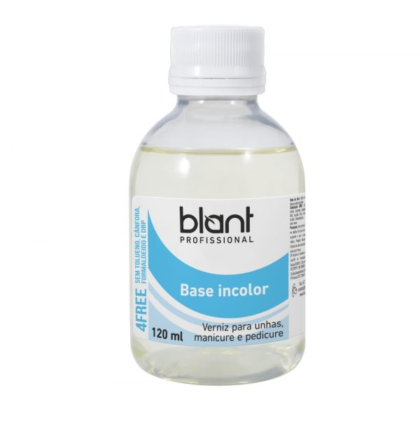 Base Blant Incolor 4Free 120ml