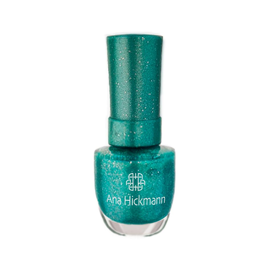 Esmalte Ana Hickmann Green Diamond - O Poder dos Diamantes