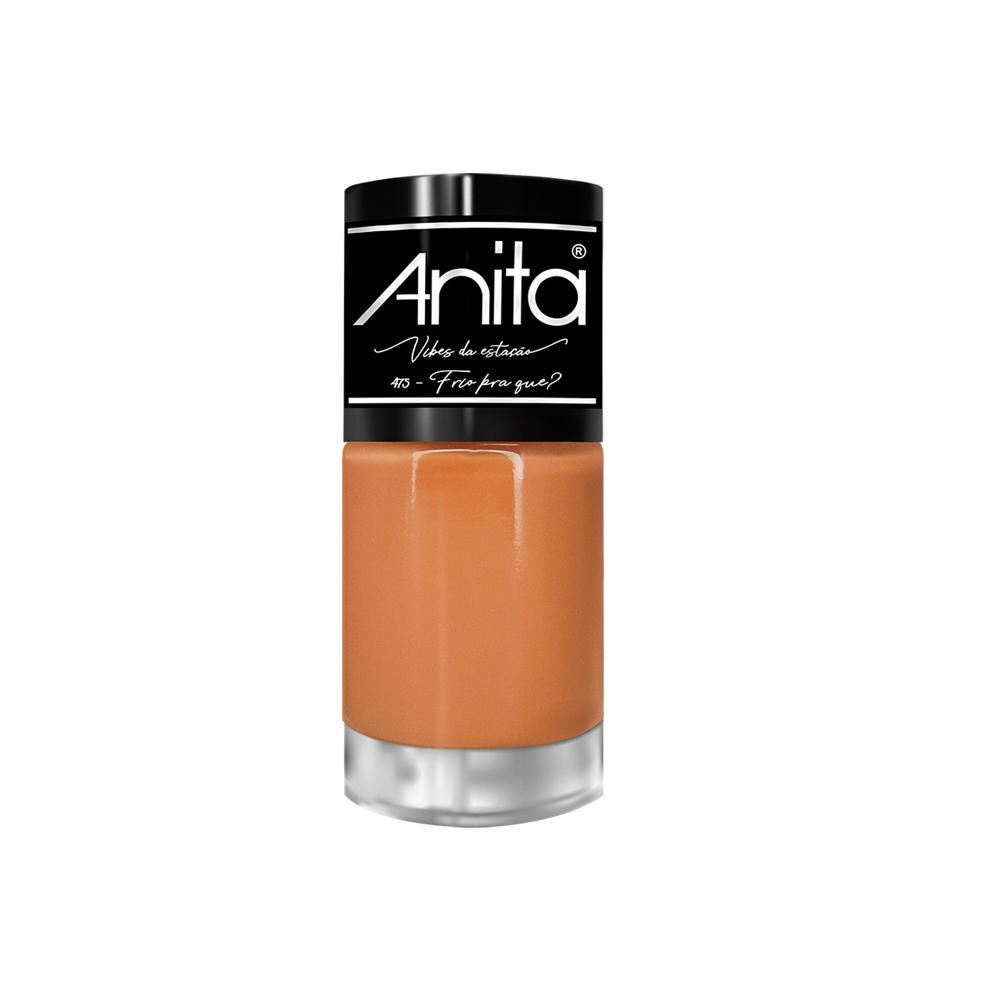 Esmalte Anita Vibes da Estação Frio pra que?