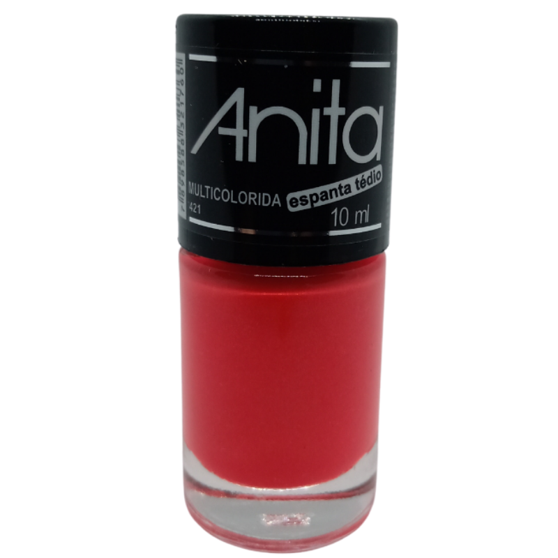 Esmalte Anita Multicolorida Espanta Tédio