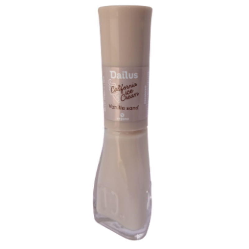 Esmalte Dailus Vanilla Sand - Califórnia Ice Cream