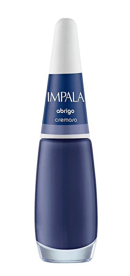 Esmalte Impala Abrigo - A Cor da Sua Moda