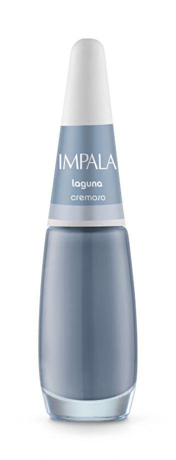 Esmalte Impala Laguna - A Cor da Sua Moda