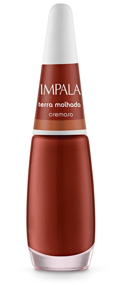 Esmalte Impala Terra Molhada - A Cor da Sua Moda