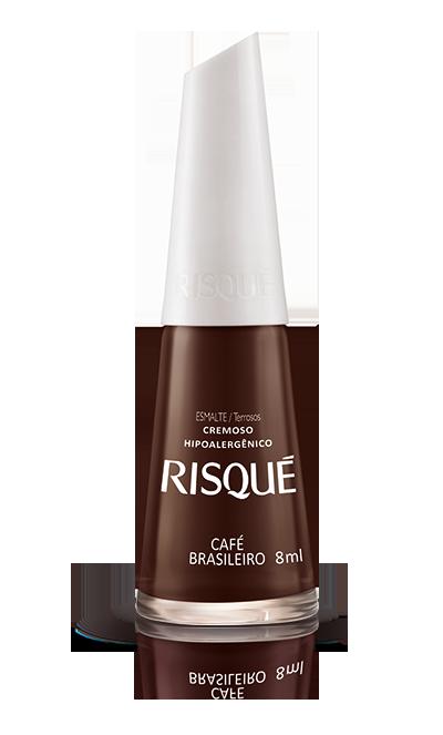 Esmalte Risqué Café Brasileiro