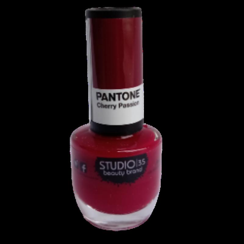 Esmalte Studio 35 Cherry Passion - Pantone 2