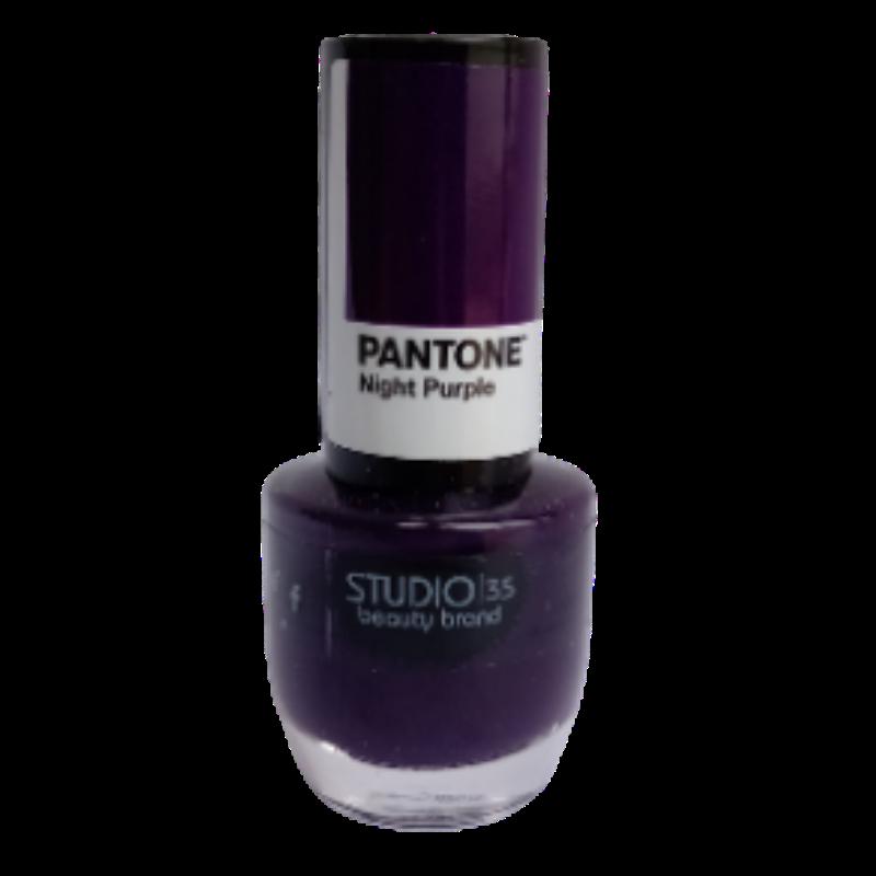 Esmalte Studio 35 Night Purple - Pantone 2