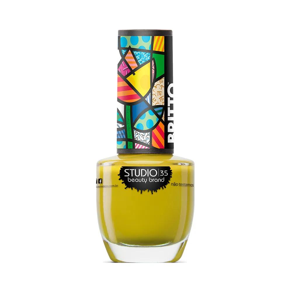 Esmalte Studio 35 Tulipa Fashion - Romero Britto