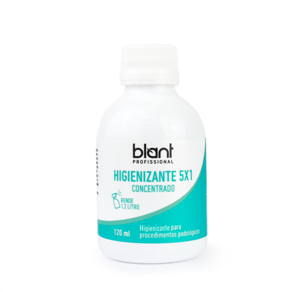 Higienizante Concentrado 5×1 - Blant