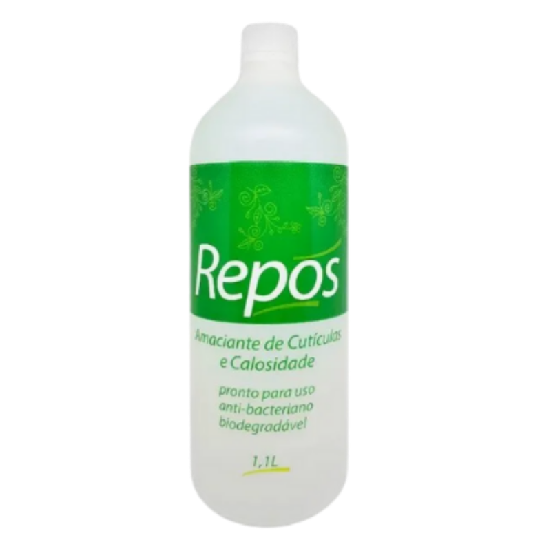 Repos Liquido - Amolecedor de cutículas e calos
