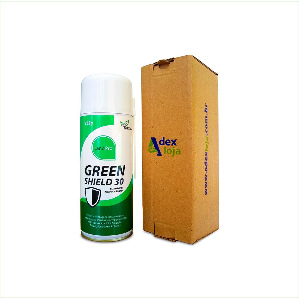 GREEN SHILD 30