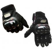 Luva Blackout Com Proteção Motociclista Preta moto - COPY-21004-4