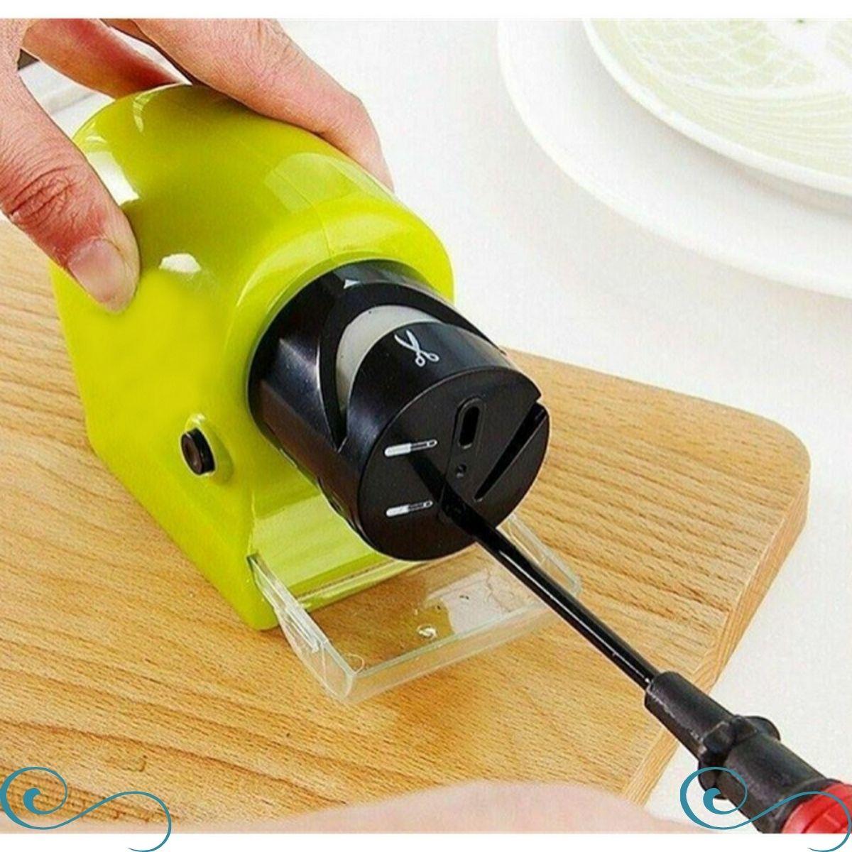 Amoladores de Facas elétricos Portátil Broca