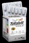 Totalvit Senior 50+ (60 Cáps.) - 500mg.