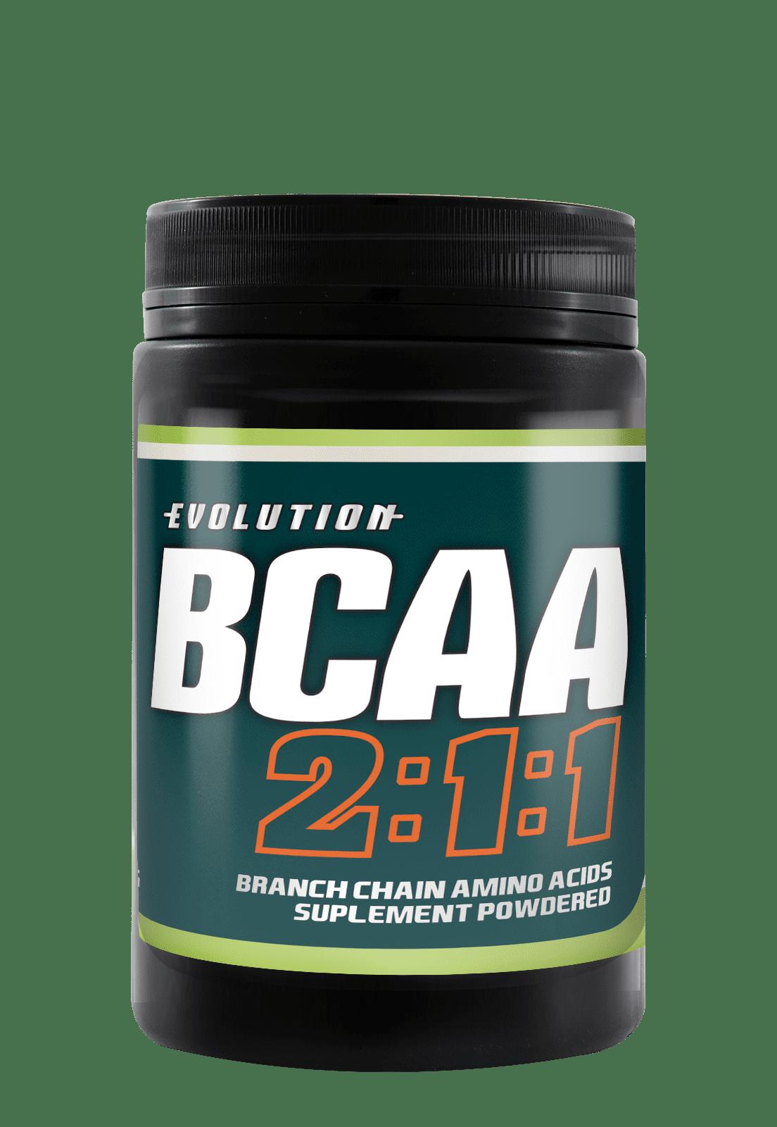 BCAA 2:1:1 (300g) - Evolution.