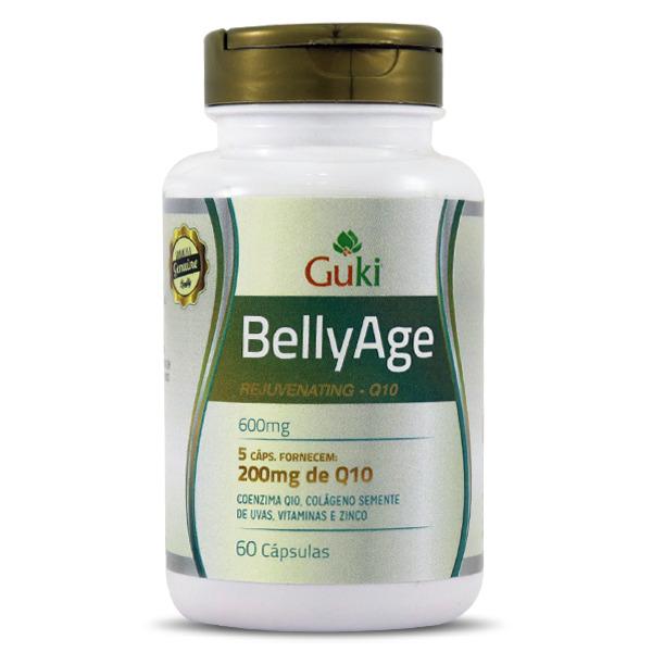 BellyAge CQ10 - 60 Cáp - 600mg.
